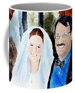 Emily And Jason Coffee Mug