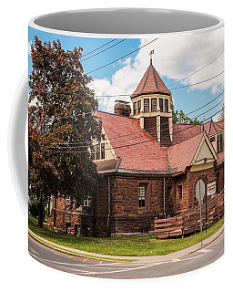 Emily Williston Memorial Library And Museum Coffee Mug