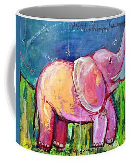 Emily's Elephant 2 Coffee Mug