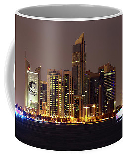 Emir On The Skyline Coffee Mug