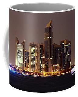 Emir On The Skyline Coffee Mug