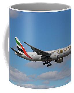 Emirates Air 777 Coffee Mug