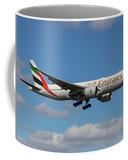 Emirates Air 777 Coffee Mug