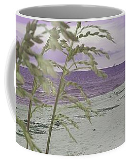 Emma Kate's Purple Beach Coffee Mug