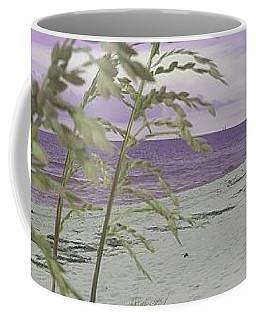 Emma Kate's Purple Beach Coffee Mug