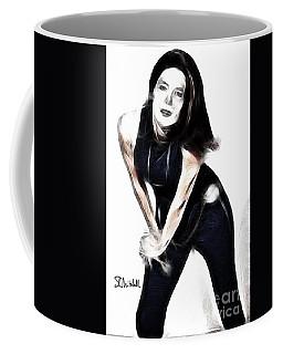 Emma Peel #1 Coffee Mug