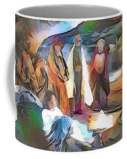 Emmanuel Coffee Mug