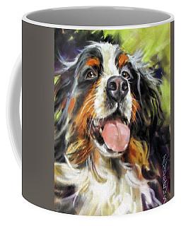 Emmy Coffee Mug by Rae Andrews