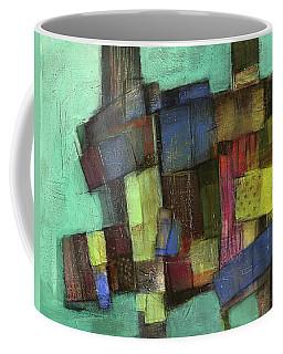 Colorful Coffee Mug by Behzad Sohrabi