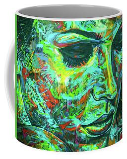 Emotion Green Coffee Mug