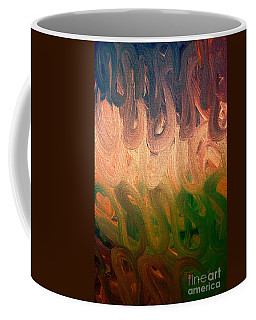 Emotion Acrylic Abstract Coffee Mug