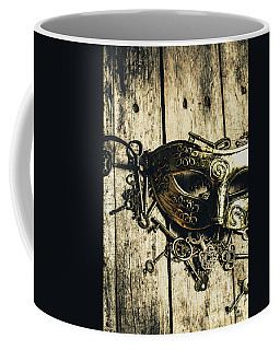 Emperors Keys Coffee Mug