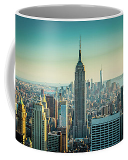 Empire Skies Coffee Mug