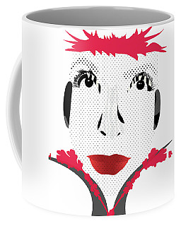 Empress Red Coffee Mug