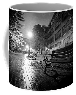 Coffee Mug featuring the photograph Emptiness by Everet Regal