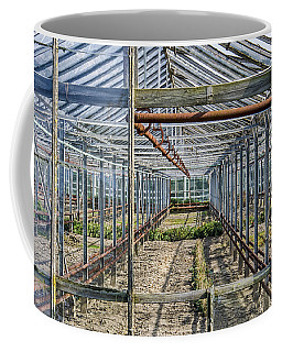 Empty Greenhouse Coffee Mug