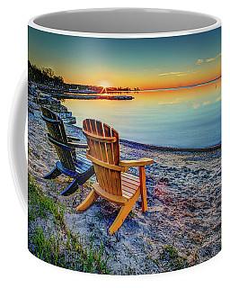 Empty Shore Coffee Mug