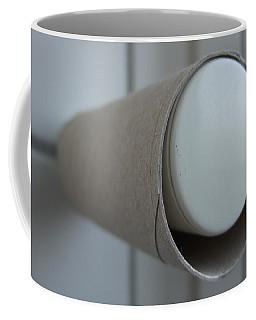 Empty Toilet Paper Roll Coffee Mug
