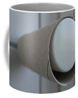 Empty Toilet Paper Roll Coffee Mug