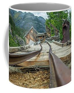 Empty Tracks Coffee Mug