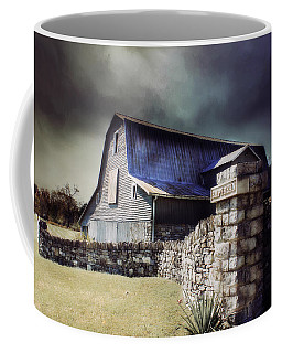 Empyrean Estate Stone Wall Coffee Mug