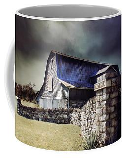 Empyrean Estate Stone Wall Coffee Mug