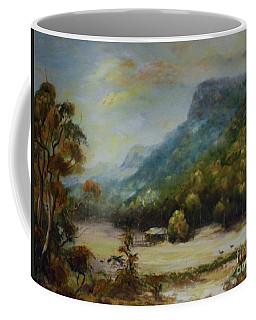Emu Plains, Grampians Coffee Mug