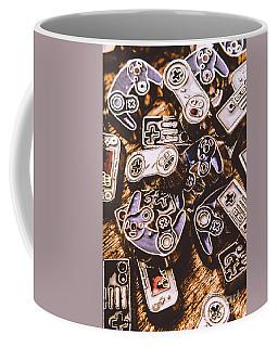 Emulating The Classics Coffee Mug