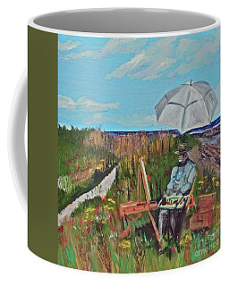 En Plein Air Coffee Mug