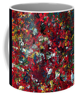 Enamel 1 Coffee Mug