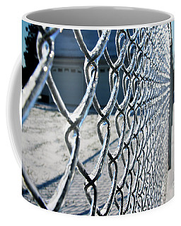Encased In Ice Coffee Mug