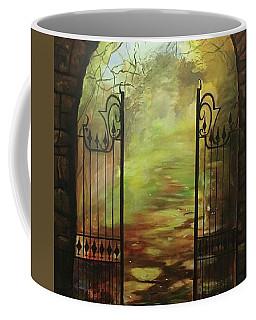 Enchante Coffee Mug by Belinda Low