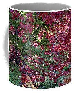 Enchanted Forest Coffee Mug by Doris Potter
