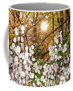 Enchanted Forest In Autumn Coffee Mug