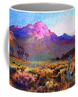 Enchanted Kokopelli Dawn Coffee Mug