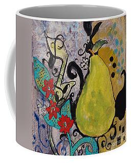 Enchanted Pear Coffee Mug