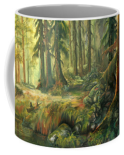 Enchanted Rain Forest Coffee Mug
