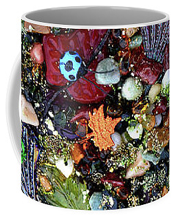 Enchanted Twilight Coffee Mug by Donna Blackhall