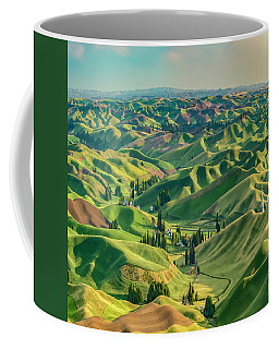 Enchanted Valley Award Winner Coffee Mug