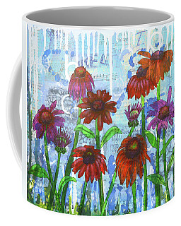 Enchanting Echinacea Coffee Mug