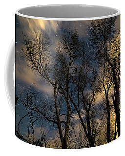 Coffee Mug featuring the photograph Enchanting Night by James BO Insogna
