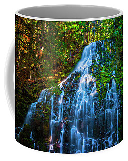 Enchanting Ramona Falls Coffee Mug