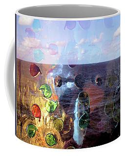 Enchantment Of The Seas Coffee Mug by Richard Barone