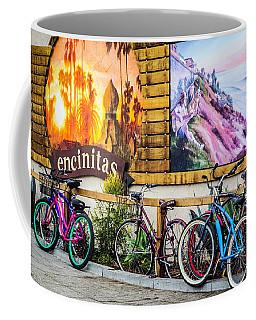 Bicycle Parking Coffee Mug