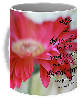 Encouragement Coffee Mug