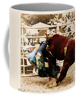 End Of A Helluva Ride Coffee Mug