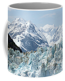 Glaciers End Of A Journey Coffee Mug