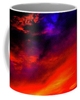 End Of Day Coffee Mug by Michael Nowotny