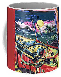 End Of Summer Coffee Mug by Bekim Art