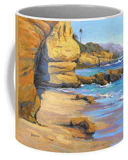 End Of Summer / Laguna Beach Coffee Mug